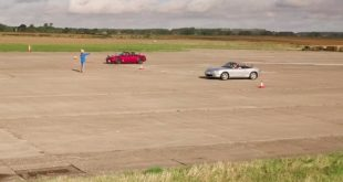 Dragrace Rocketeer V6 Mazda MX 5 vs. MX 5 310x165 Video: Dragrace   Rocketeer V6 Mazda MX 5 vs. MX 5