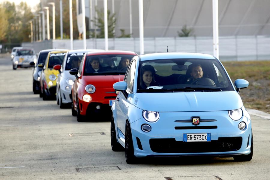 Fotogallery Abarth Days 2019 Tuning Fiat 500 124 16 Abarth Days 2019: Über 5000 Scorpion Fans feiern mit!