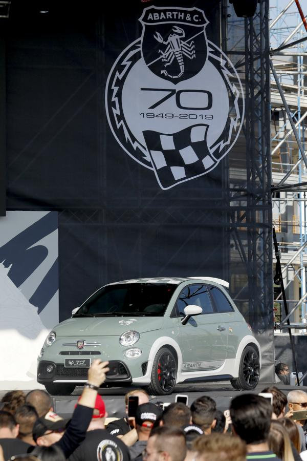 Fotogallery Abarth Days 2019 Tuning Fiat 500 124 26 Abarth Days 2019: Über 5000 Scorpion Fans feiern mit!