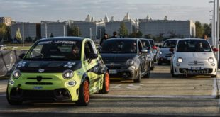 Fotogallery Abarth Days 2019 Tuning Fiat 500 124 28 310x165 Video: 750 PS Nissan 370Z V8 Driftcar mit Widebody Kit