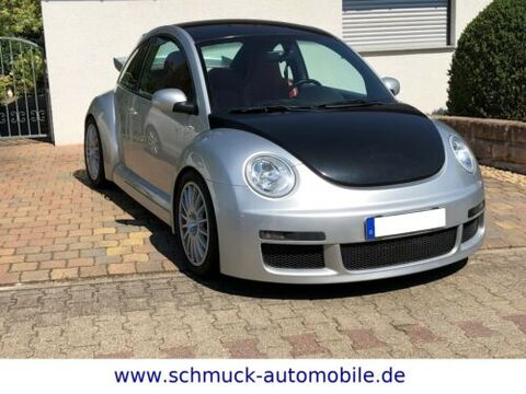 HGP VW New Beetle RSi 3.2 V6 Sondermodell Tuning 4 460 PS im HGP VW New Beetle RSi 3.2 V6 Sondermodell