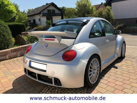 HGP VW New Beetle RSi 3.2 V6 Sondermodell Tuning 7 460 PS im HGP VW New Beetle RSi 3.2 V6 Sondermodell