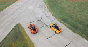 Hennessey Chevrolet Corvette ZR1 vs. McLaren 720S 310x165 Video: Hennessey Chevrolet Corvette ZR1 vs. McLaren 720S