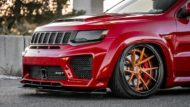 Jeep Grand Cherokee SRT8 Widebody Tuning USF02 Ferrada 4 190x107 1.200 PS Jeep Grand Cherokee SRT8 Widebody von Ferrada