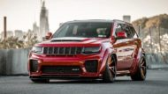 Jeep Grand Cherokee SRT8 Widebody Tuning USF02 Ferrada 9 190x107 1.200 PS Jeep Grand Cherokee SRT8 Widebody von Ferrada