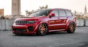 Jeep Grand Cherokee SRT8 Widebody Tuning USF02 Ferrada Header 310x165 1.200 PS Jeep Grand Cherokee SRT8 Widebody von Ferrada