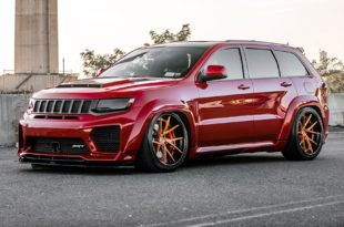 Jeep Grand Cherokee SRT8 Widebody Tuning USF02 Ferrada Header 310x205 1.200 PS Jeep Grand Cherokee SRT8 Widebody von Ferrada
