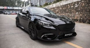Kodostyle Widebody Kit Mazda 6 Tuning GJ 0157 Header 310x165 Progressive SR AeroCustom Widebody Mazda 6 Limousine