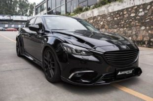 Kodostyle Widebody Kit Mazda 6 Tuning GJ 0157 Header 310x205 Passt: Kodostyle Widebody Kit an der Mazda 6 Limousine