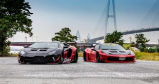 LB Limited Works Lamborghini Aventador Widebody Tuning 6 310x165 LB Silhouette WORKS GT Nissan 35GT RR Widebody Kit