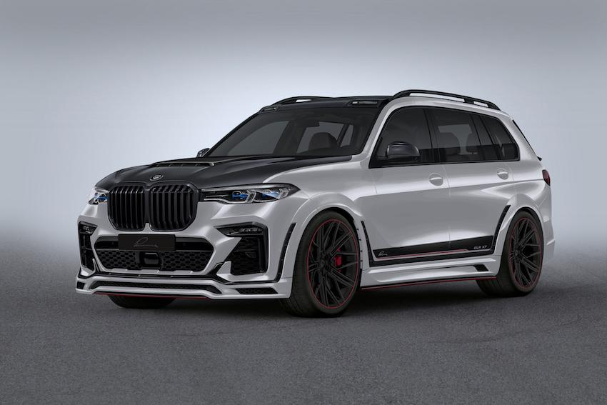 LUMMA CLR X7 Widebody BMW X7 G07 1 Vorschau: 680 PS Widebody LUMMA CLR X7   BMW X7