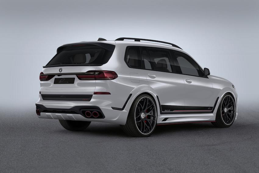 LUMMA CLR X7 Widebody BMW X7 G07 2 Vorschau: 680 PS Widebody LUMMA CLR X7   BMW X7