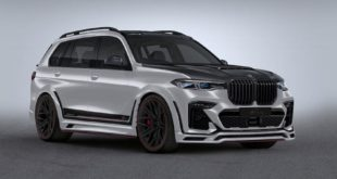 LUMMA CLR X7 Widebody BMW X7 G07 3 310x165 Vorschau: 680 PS Widebody LUMMA CLR X7   BMW X7
