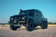 Land Rover Perentie 6x6 Widebody Classic Overland Tuning 11 190x127 Land Rover Perentie 6x6 Widebody by Classic Overland