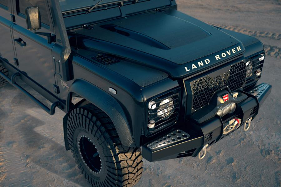 Land Rover Perentie 6x6 Widebody Classic Overland Tuning 2 Land Rover Perentie 6x6 Widebody by Classic Overland