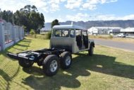 Land Rover Perentie 6x6 Widebody Classic Overland Tuning 4 190x127 Land Rover Perentie 6x6 Widebody by Classic Overland