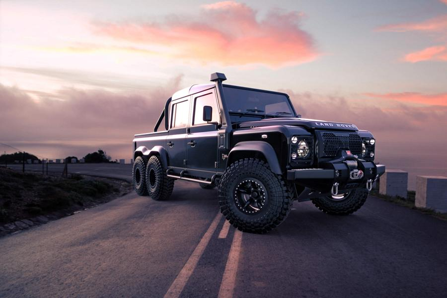 Land Rover Perentie 6x6 Widebody Classic Overland Tuning 7 Land Rover Perentie 6x6 Widebody by Classic Overland