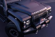 Land Rover Perentie 6x6 Widebody Classic Overland Tuning 8 190x127 Land Rover Perentie 6x6 Widebody by Classic Overland