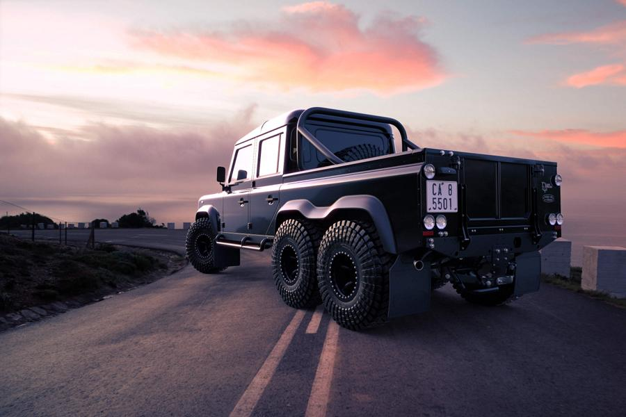 Land Rover Perentie 6x6 Widebody Classic Overland Tuning 9 Land Rover Perentie 6x6 Widebody by Classic Overland