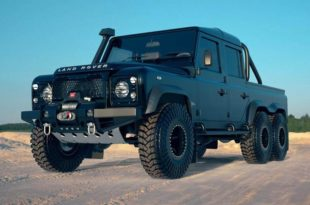 Land Rover Perentie 6x6 Widebody Classic Overland Tuning Header 310x205 Land Rover Perentie 6x6 Widebody by Classic Overland