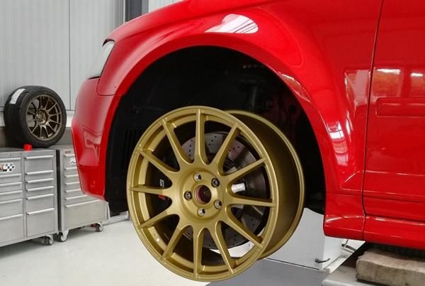 Light alloy wheels PROTRACK Tuning 5 e1572424851600 Lightweight tuning: This can be made easier on the vehicle!