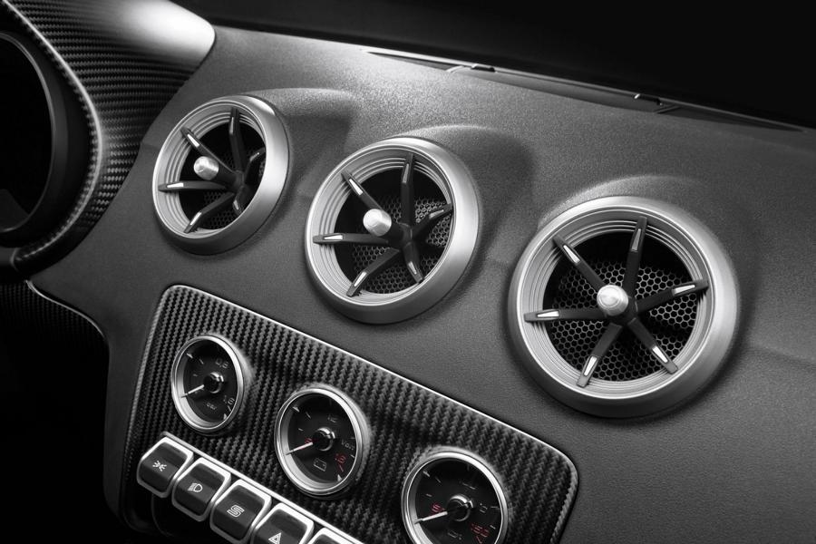 Air vents Ventilation nozzle Ventilation grille Tuning 4 What helps against fogged windows in the car?
