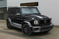 Mercedes Benz MANHART G700 Inferno W464 Tuning Widebody 1 190x127 712 PS & 1030 NM: Mercedes Benz MANHART G700 Inferno
