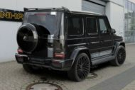 Mercedes Benz MANHART G700 Inferno W464 Tuning Widebody 2 190x127 712 PS & 1030 NM: Mercedes Benz MANHART G700 Inferno