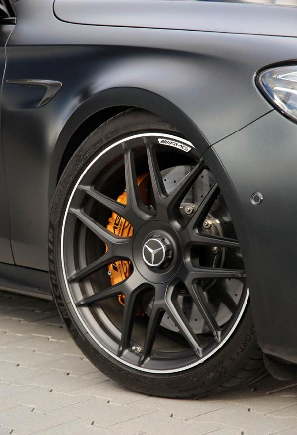 Mercedes E63 S T Modell S213 Posaidon RS 830 Tuning 3 Keine Gegner: Mercedes E63 S T Modell als Posaidon RS 830+