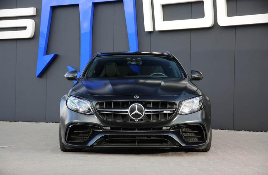 Mercedes E63 S T Modell S213 Posaidon RS 830 Tuning 4 Keine Gegner: Mercedes E63 S T Modell als Posaidon RS 830+