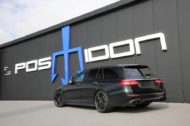 Mercedes E63 S T Modell S213 Posaidon RS 830 Tuning 5 190x126 Keine Gegner: Mercedes E63 S T Modell als Posaidon RS 830+