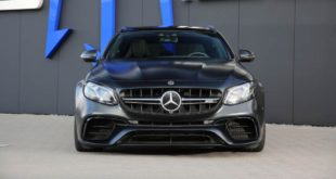 Mercedes E63 S T Modell S213 Posaidon RS 830 Tuning Header 310x165 Keine Gegner: Mercedes E63 S T Modell als Posaidon RS 830+