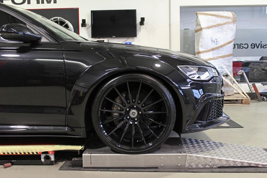 PD600R Audi A6 Widebody Limousine Tuning MD ArtForm 10 Einzelstück: PD600R Audi A6 Widebody Limousine von M&D