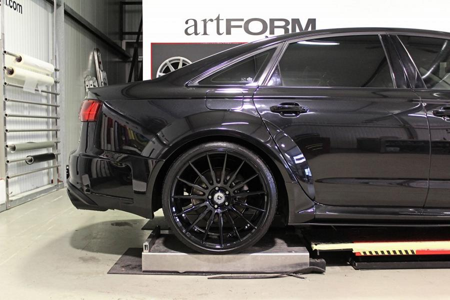 PD600R Audi A6 Widebody Limousine Tuning MD ArtForm 11 Einzelstück: PD600R Audi A6 Widebody Limousine von M&D