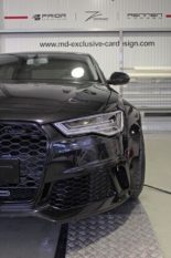 PD600R Audi A6 Widebody Limousine Tuning MD ArtForm 14 155x233 Einzelstück: PD600R Audi A6 Widebody Limousine von M&D