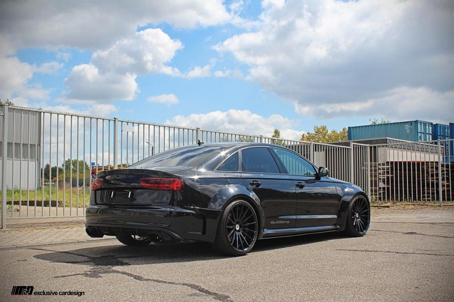 PD600R Audi A6 Widebody Limousine Tuning MD ArtForm 18 Einzelstück: PD600R Audi A6 Widebody Limousine von M&D