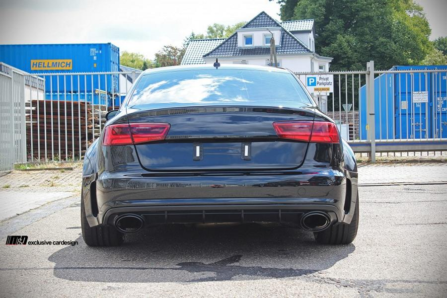 PD600R Audi A6 Widebody Limousine Tuning MD ArtForm 19 Einzelstück: PD600R Audi A6 Widebody Limousine von M&D