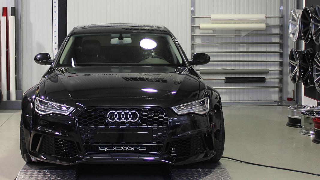 PD600R Audi A6 Widebody Limousine Tuning MD ArtForm 28 Einzelstück: PD600R Audi A6 Widebody Limousine von M&D