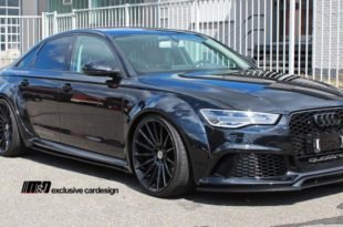 PD600R Audi A6 Widebody Limousine Tuning MD ArtForm Header 310x205 Einzelstück: PD600R Audi A6 Widebody Limousine von M&D