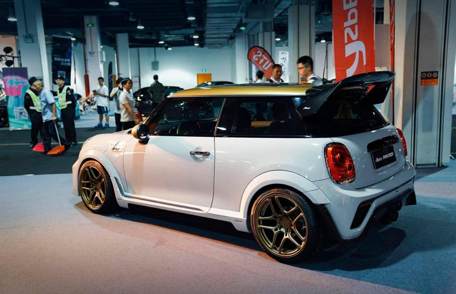 PMN290R Aspec Widebody Mini Cooper Tuning 2 GP Concept Optik: PMN290R Aspec Widebody Mini Cooper