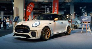 PMN290R Aspec Widebody Mini Cooper Tuning 5 1 310x165 Extremsportler mit zwei Sitzen   Mini John Cooper Works GP