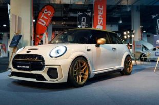 PMN290R Aspec Widebody Mini Cooper Tuning 5 1 310x205 GP Concept Optik: PMN290R Aspec Widebody Mini Cooper