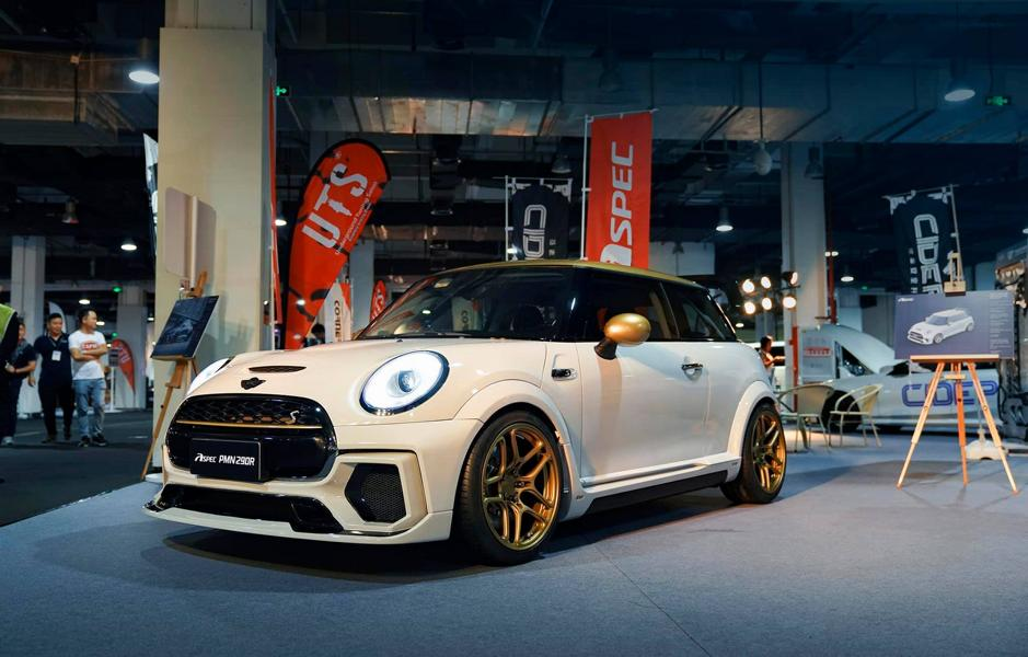 PMN290R Aspec Widebody Mini Cooper Tuning 5 GP Concept Optik: PMN290R Aspec Widebody Mini Cooper