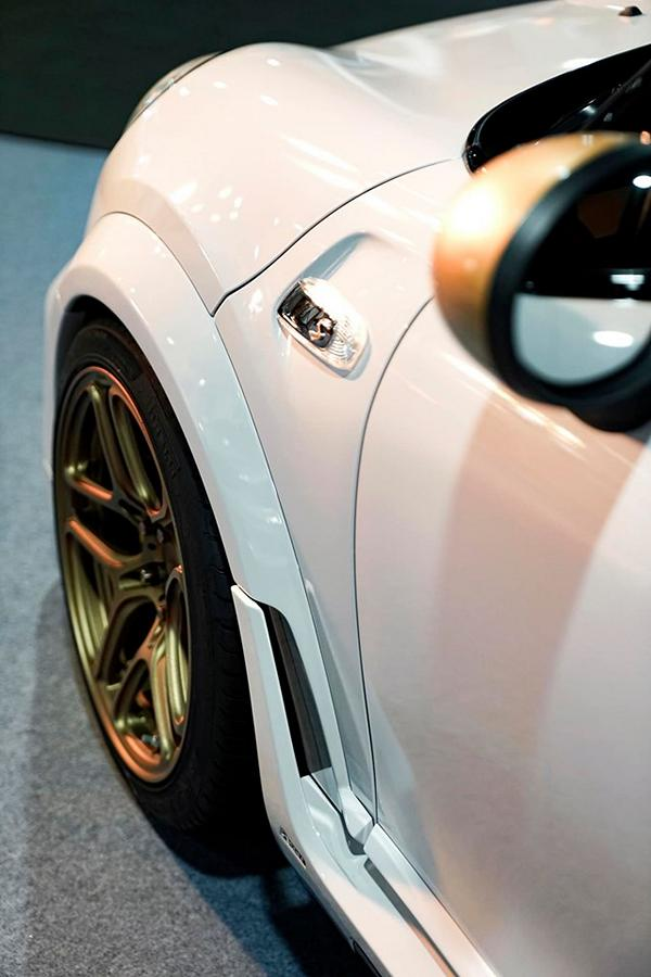 PMN290R Aspec Widebody Mini Cooper Tuning 9 GP Concept Optik: PMN290R Aspec Widebody Mini Cooper