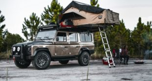 PROJECT INVICTUS Land Rover Defender 110 Tuning 6 310x165 PROJECT INVICTUS   Land Rover Defender 110 von ECD