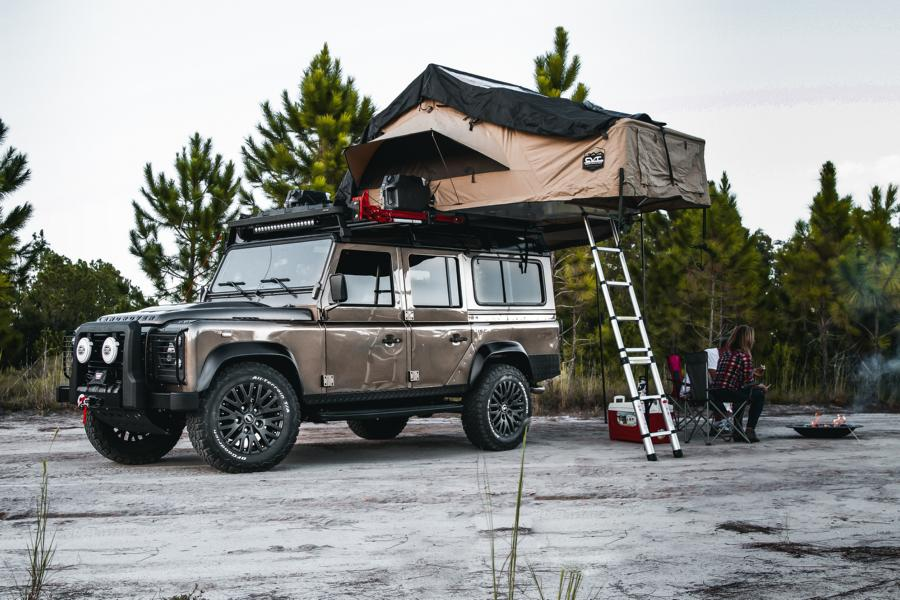 PROJECT INVICTUS Land Rover Defender 110 Tuning 6 PROJECT INVICTUS   Land Rover Defender 110 von ECD