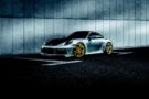 Porsche 911 992 Tuning Techart Bodykit 16 135x90 Porsche 911 (992) von Tuner Techart mit Bodykit & Co.
