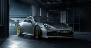 Porsche 911 992 Tuning Techart Bodykit 4 310x165 680 PS Porsche 911 (991) TurboRS auf Vossen Wheels
