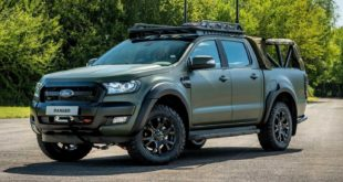 Ricardo 2019 Ford Ranger Army Truck Tuning Panzerung Header 310x165 730 PS & 828 NM im 2020 Tickford V8 Ford Ranger Pickup!