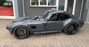 Shelby Cobra Coup%C3%A9 LS3 V8 BBS Tuning Header 310x165 2021 AC Cobra 378 Superblower V8 (MKIV)   am Leben!